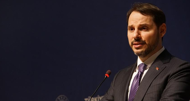 Bakan Albayrak: Türkiye'nin güçlü ekonomisini 2023 hedeflerine ulaştırmak için durmaksızın çalışacağız