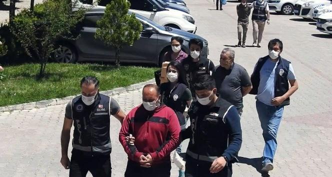 YOZGAT'IN 2 İLÇESİNDE TARİHİ ESER OPERASYONU.. 6 GÖZALTI