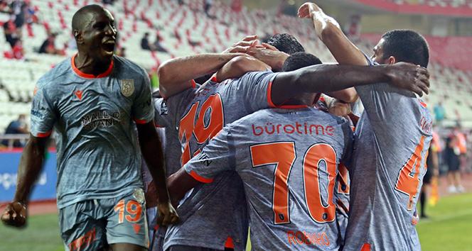 ÖZET İZLE| Antalyaspor 0-2 Başakşehir Maç Özeti Ve Golleri İzle| Antalya Başakşehir Kaç Kaç Bitti