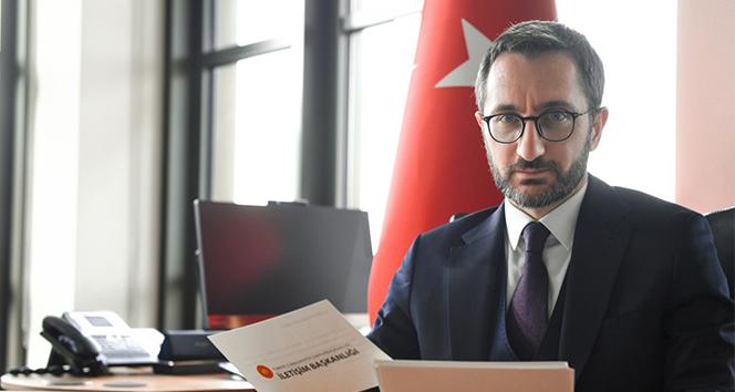 İletişim Başkanı Altun'dan 15 Temmuz açıklaması