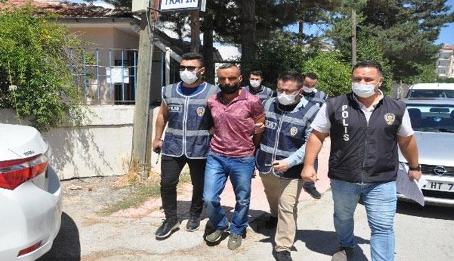 YOZGAT POLİSİ,CEZAEVİ KAÇAĞINI SORGUNDA KISKIVRAK YAKALADI