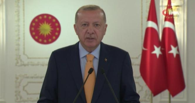 Cumhurbaşkanı Erdoğan, BM Genel Kurulu'nda dünyaya seslendi
