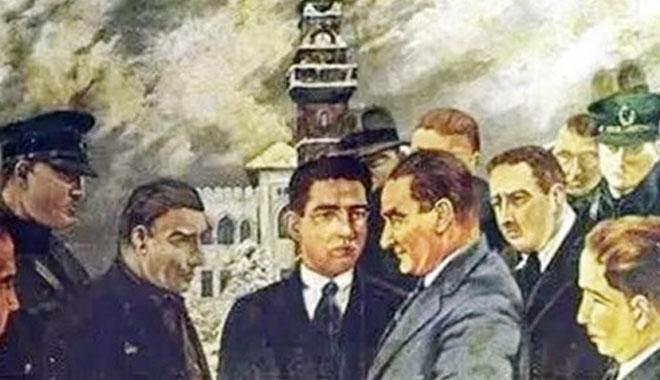 ATATÜRK'ÜN YOZGATA GELİŞİNİN 96.YILDÖNÜMÜNE TÖRENLİ KUTLAMA