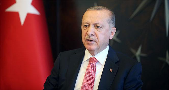 Cumhurbaşkanı Erdoğan: 'Kahraman güvenlik güçlerimizi tebrik ediyorum'