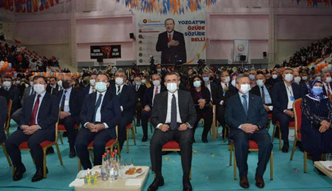 YOZGAT AK PARTİDE ' YUSUF BAŞER' DÖNEMİ