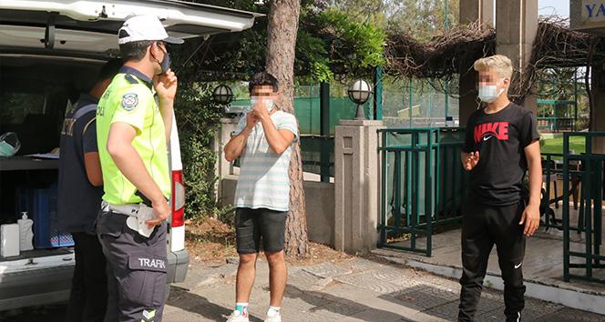 187 kilometrelik 'sigara alma' yalanı polise takıldı