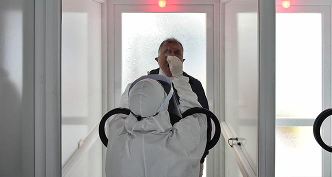 Son 24 saatte korona virüsten 59 kişi hayatını kaybetti