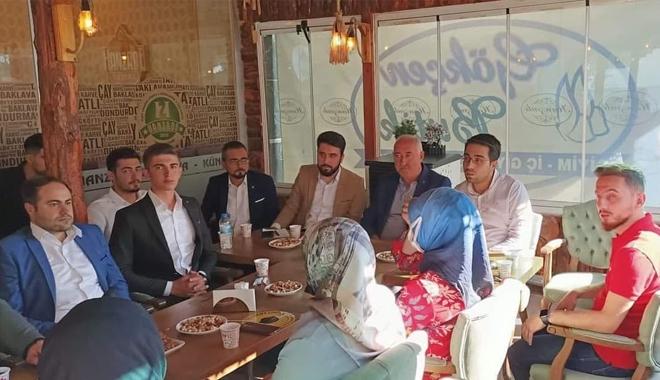 AK PARTİ YOZGAT İL GENÇLİK KOLLARINDAN 'SORGUN' PROĞRAMI