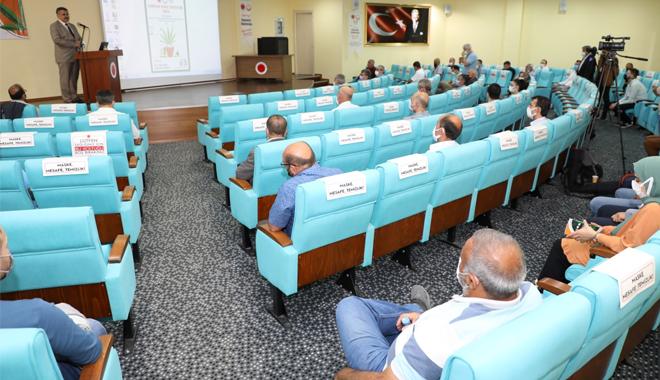 YOBÜ'DE  'ENDÜSTRİYEL KENEVİR YETİŞTİRİCİLİĞİ' EĞİTİM PROĞRAMI
