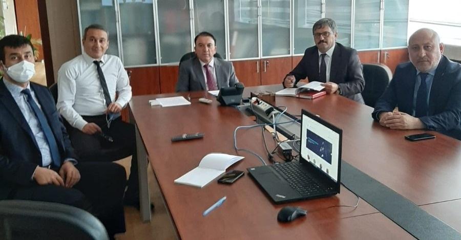 BAŞKENTTE TMO İLE 'KENEVİR' KONULU İSTİŞARE TOPLANTISI